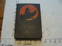 vintage book: the LAST of the MOHICANS by J. Fenimore Cooper grosset & dunlap
