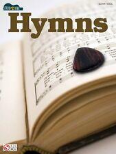 Hymns Sheet Music Strum & Sing Series Easy Guitar Book NEW 002501125