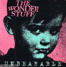 The WONDER STUFF Unbearable E.P - CD 1994