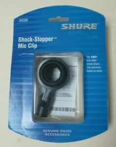 Shure A53M Shock Isolation Mount for SM81, SM63, VP64, AND AMS26