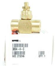 NIB GENERANT 3004-4-C NEEDLE VALVE 30044C