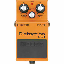 Boss DS-1 Distortion Guitar Effect Pedal (ONLY USED ONCE)