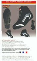 Kart Motorsport Racing Shoes Black Boots-Kids-Adult sizes - Offer Price