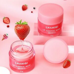 Lip Sleeping Mask LANEIGE 20g 3g Smoothing Dryness Moisture Lip Balm Lip Care