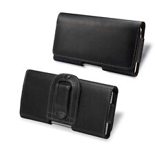 For Samsung Galaxy S4 mini,i9190,i9195,i9102 Duos Belt Clip Leather Case Holster