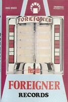 Foreigner Records.. Import Cassette Tape