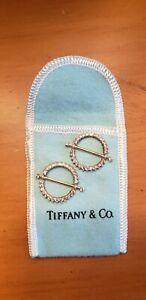 Nipple Jewelry 14Ga 14k Yellow Gold CZ Nipple Ring Shield Pair Internally Thread