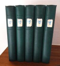 Große UNO Wien Sammlung KB,Trio Briefe,FDC in 5 Lindner Alben a.Sieger Abo **+ O