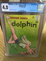 SHOWCASE 79 CGC 4.0 1ST APPEARANCE DOLPHIN DC COMICS