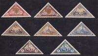 1932 Lithuania/Lithuania/Lietuva - Pa N°52/59 Series Di 8 Values Mlh