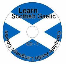 (8 CD Paquet) Apprendre Comment À Speak Écossais Gaelic Langue Facile /
