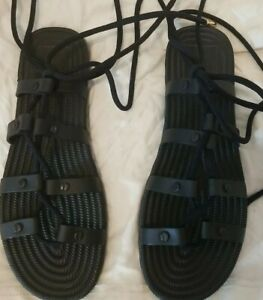 Tory Burch sandals lace up size 7