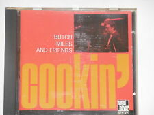 BUTCH MILES AND FRIENDS -Cookin'- CD