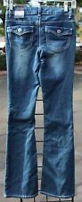 Rue 21 Classic Boot Cut Blue Jeans Twenty One Black NWT  Womens Size 0 3 4 NEW