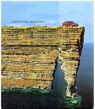 Rover 214 SEi Limited Edition 1995 UK Market Sales Brochure 3-dr 5-dr 200-Series