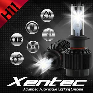 388W LED H8 H9 H11 Car Van Headlight Hi Low Beam DRL Bulbs Kit Super Fast Bright