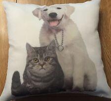 Dog Polyester Decorative Cushions