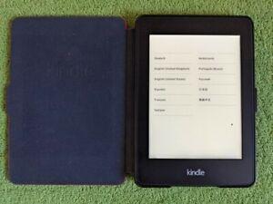 Amazon Kindle Paperwhite 7th Gen 4gb