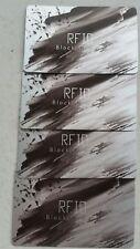 RFID BLOCKING CARD PROTECTOR CardShield™ 4 x credit card blocking cards