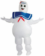 Ghostbuster Inflatable Adult Inflatable Sta-Puft Marshmallow Halloween Costume