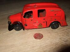 TRIANG MINIC TOYS LINES BROS FIRE ENGINE VINTAGE TINPLATE CLOCKWORK RARE