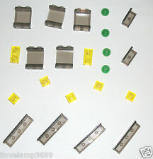 LEGO 4513 XTRA Clear Transparent Black Window 43337 4864 4865 3023 4073 3024 set