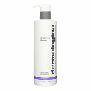 Dermalogica UltraCalming Cleanser (For Face and Eyes) 16.9oz 500ml Skincare