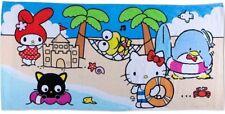 Sanrio Beach towel, Hello Kitty *Loot Crate Exclusive New