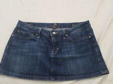 Vigoss Studio V Pocket Madison Mini Skirt Sz: 31