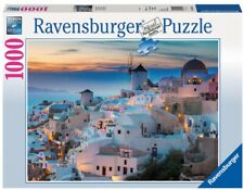 Ravensburger Puzzle Australia Shipping - Santorini Greece Puzzle 1000 pieces
