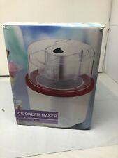 Ice Cream Maker 1.5L, White