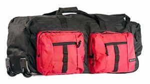 Portwest Wheeled Large Multi-Pocket Travel KIt Bag (70L) - B908