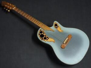 Ovation Super Adamas 1587-8 Used Acoustic Guitar