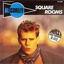 "Al Corley Square rooms (1984) [Maxi 12""]"