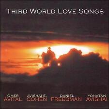Third World Love Songs by Avishai Cohen (Trumpet)/Omer Avital (CD, Feb-2003, Fre