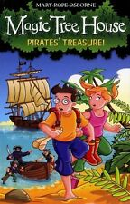 Magic Tree House 4: Pirates' Treasure!,Mary Pope Osborne