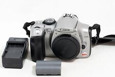Canon EOS Digital Rebel 300d Body Only With Items Shown