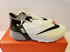 2673af199c8079 Nike Fi Flex Golf Shoes 2017 Mens 11 Wide 849961-100 White Black Grey