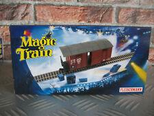 Fleischmann Magic Train 2467 0e DRG GESCHL. GÜTERWAGEN & BREMSERBÜHNE Rarität
