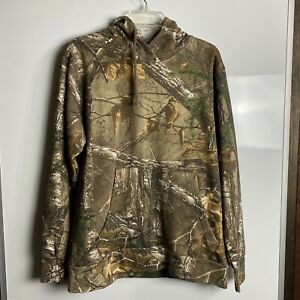 Game Winner Camo Hoodie With Tags Hunting Size Large