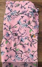 e2d649cdbaaae7 Lularoe OS Disney Winnie The Pooh PINK Floral Pattern Leggings *VHTF UNICORN *