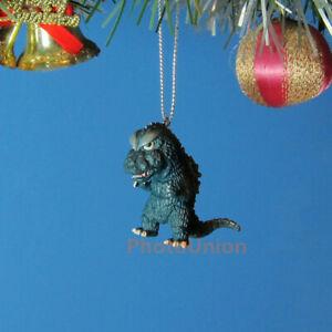 Home Party Decoration Xmas Ornament Tree Decor Godzilla Heros 1968 *G10