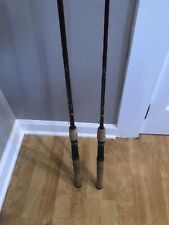 All star Crankin series Tas845Cb & Tas804Cb Bass Bait Casting 2 Rods