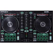 Roland DJ-202 2-Channel 4-Deck Serato DJ Controller 2nd Day air FREE