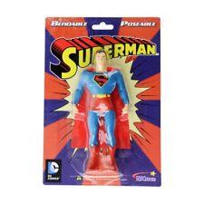 SUPERMAN FIGURA FLEXIBLE 14 CM JUSTICE LEAGUE NEW FRONTIER UNIVERSO DC