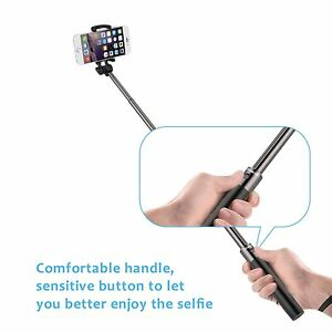 Lobkin Beats Selfie Stick Anker Bluetooth Highly Extendable Compact Monopod iOS