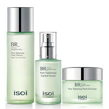 ISOI Bulgarian Rose Pore Tightening Skin care Set-KOREA Hypoallergenic Cosmetics