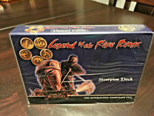 Legend Of The Five Rings L5R Code of Bushido Scorpion Deck, New