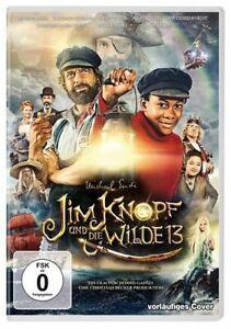 Jim Knopf und die Wilde 13 DVD | Neu | Movie | Film | VÖ 24.06.2021