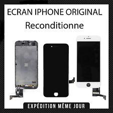 ECRAN LCD VITRE TACTILE SUR CHASSIS IPHONE 7 8 PLUS + (ORIGINAL RECONDITIONNE)